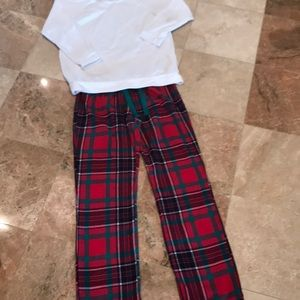 Plaid Flannel Old Navy Lounge Pants